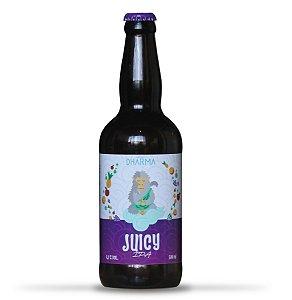 Cerveja Artesanal Dharma Juicy Ipa 500ml
