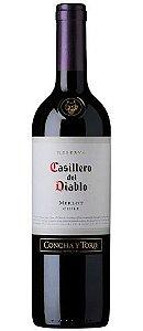 Vinho Casillero Del Diablo Merlot 750ml