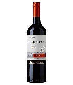 Vinho Concha y Toro Frontera Carmenere 750ml