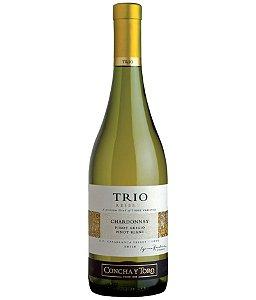 Vinho Concha y Toro Trio Chardonnay Reserva 750ml