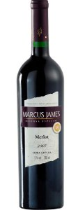 Vinho Marcus James Merlot 750ml