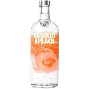 Vodka Absolut Apeach 1l