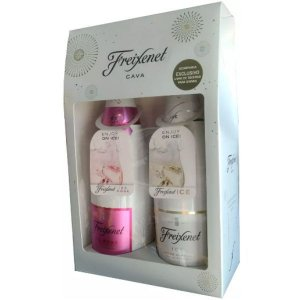 Kit Freixenet Ice 750ml + Ice Rosé 750ml