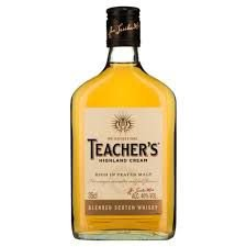 Whisky Teachers Highland Cream 250ml