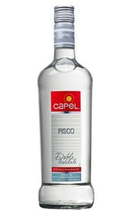 Pisco Capel Reservado 40º 750ml