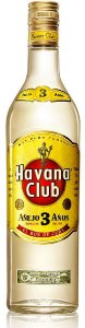 Rum Havana Club Anejo 3 anos 750ml