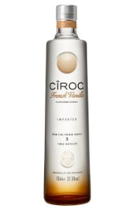 Vodka Ciroc French Vanilla 750ml