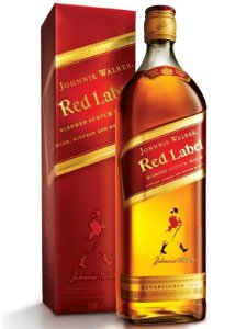 Whisky Johnnie Walker Red Label 8 anos 1l
