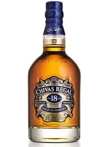 Whisky Chivas Regal 18 anos 1l