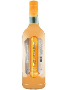 Vodka Rayslof Pêssego 880ml