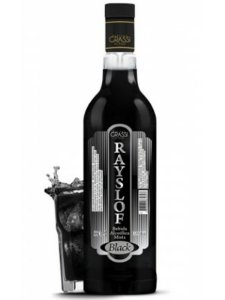 Vodka Rayslof Black Catuaba 880ml