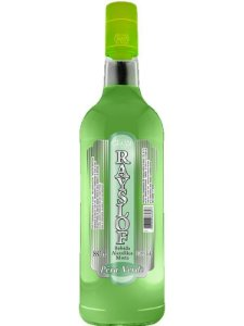 Vodka Rayslof Pera Verde 880ml