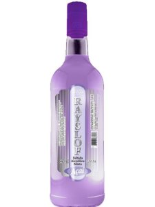 Vodka Rayslof Açaí 880ml