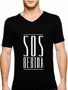 Camiseta SOS BEBIDA