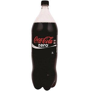 Refrigerante Coca-cola Zero 2l (8 unidades)