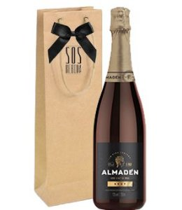 Kit Miolo Almadén Brut 750ml