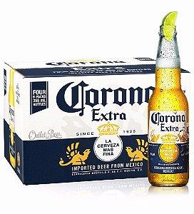 Cerveja Corona Long Neck (24 unidades)
