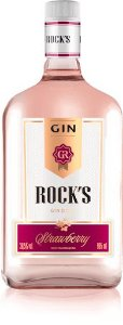 Gin Rocks Strawberry 995ml