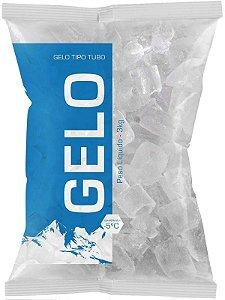 Gelo pacote 3kg