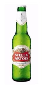 Cerveja Stella Artois Long Neck (gelada)