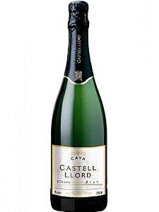 Espumante Cava Castell Llord Brut/Demi Séc 750ml