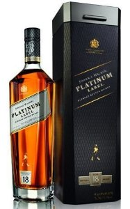 Whisky Johnnie Walker Platinum Label 18 Anos 750ml