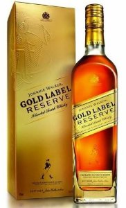Whisky Johnnie Walker Gold Label 18 Anos 750ml