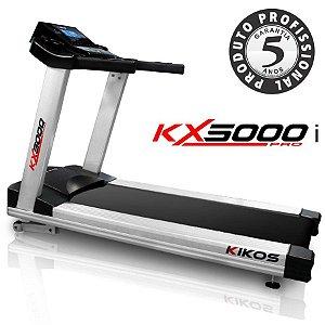 Esteira Profissional Kikos Pro Kx 5000i