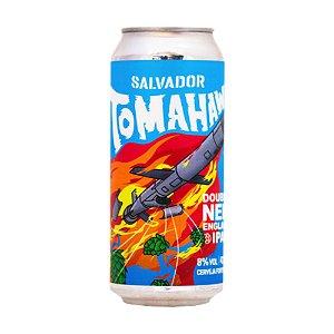Cerveja Salvador Tomahawk NE IPA 473ml