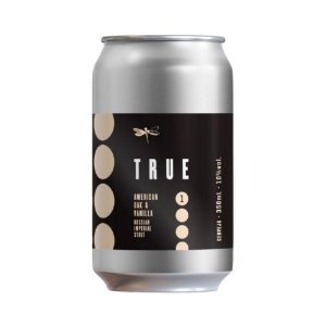 Cerveja Dádiva True 1 Oak E Vanilla RIS 350ml