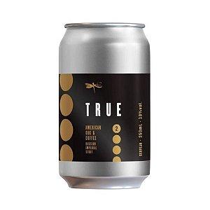 Cerveja Dádiva True 2 Oak e Coffee RIS 350ml