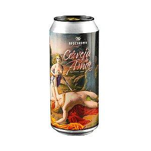 Cerveja Bodebrown Cerveja do Amor 8% Lata 473ml