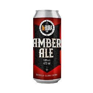 Cerveja DeBora Amber Ale 473ml