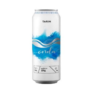 Cerveja Tarin Onda Lata 473ml