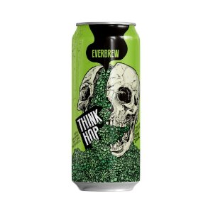Cerveja EverBrew Think Hop Lata 473ml