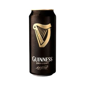 Cerveja Guinness Draught Dry Stout 440ml