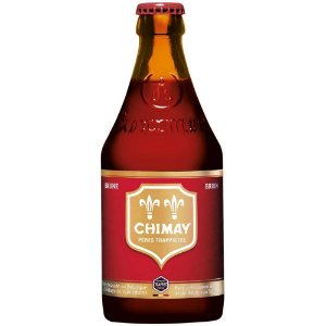 Cerveja Chimay Red Belgian Dubbel Garrafa 330ml