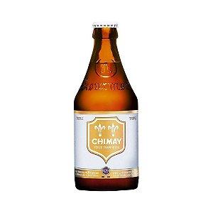 Cerveja Chimay White Belgian Tripel Garrafa 330ml