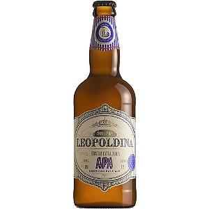 Cerveja Leopoldina American Pale Ale 500ml