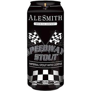 Cerveja AleSmith Speedway Stout Imperial Stout Lata 473ml