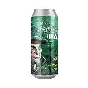 Cerveja Bodebrown Mago de Houblon IPA Lata 473ml