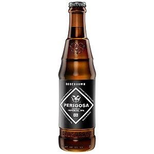 Cerveja Bodebrown Perigosa Imperial IPA Garrafa 330ml