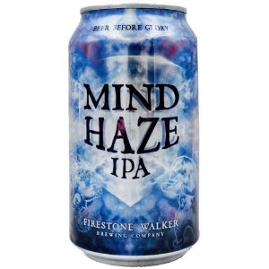 Cerveja Firestone Walker Mind Haze American IPA 355ml