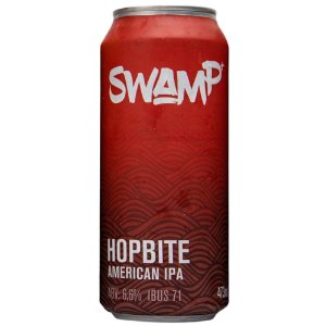 Cerveja Swamp Hop Bite American IPA Lata 473ml