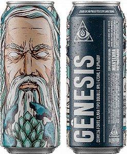 Cerveja Dogma Gênesis Double IPA 473ml