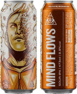 Cerveja Dogma Mind Flows Sour IPA 473ml