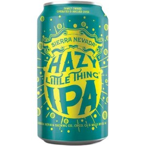 Cerveja Sierra Nevada Hazy Little Thing Juicy IPA 355ml