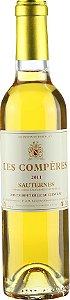 Vinho Branco Les Comperes Sauternes 2014 França 375ml