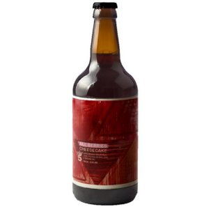 Cerveja 5 Elementos All Berries Cheesecake Sour Garrafa 500ml