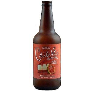 Cerveja 5 Elementos Guava Cheesecake Sour Garrafa 500ml